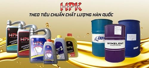 Nước làm mát oto HPK – sản phẩm tốt nhất để bảo vệ động cơ